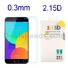 0.3mm 2.15D Tempered Glass Screen Protector for Meizu MX4 Pro