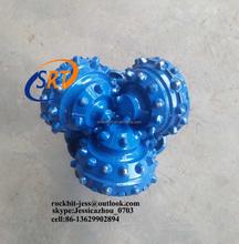 """5 7/8"""" tricone tungsten carbide insert bits IADC437 oil well drill grade"""