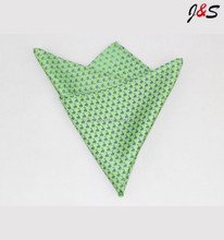 2015 popular fashion 100% silk pocket square hand printing WPF329