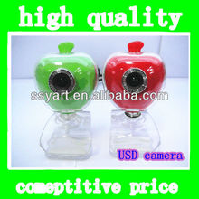 Apple Frosted notebook camera,USB camera