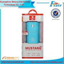 Consumer External power bank iPower Mustang brand high capacity