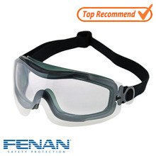 ANSI Z87.1 Anti dust chemical protective safety goggle, Chemical Lab Safety Goggles