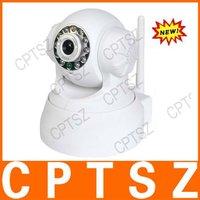High stability H.264 IR-Cut Wireless DDNS TF Card 32G WiFi Audio IP Camera