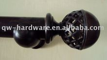 wood curtain pole, wood curtain rods, wood curtain rail