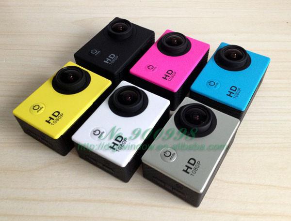 เดิมที่กล้องดิจิตอลกันน้ำsj40001080pชั่วโมงของ264กล้องการกระทำ