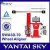 China supplier SWA3D-70 3D wheel aligner/wheel alignment equipment