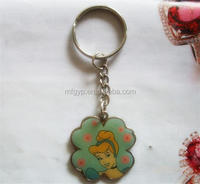 2015 customized copper key chain for promotion items