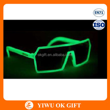 fluorescent glasses
