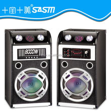 HOT Sell Laptop Computer Woofer multimedia Speaker with USB SD MIC FM radio