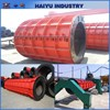 Complete concrete culvert pipe making machine factory