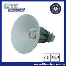 CE RoHs 60,90,150,200w Meanwell driver IP65 150W led highbay /With Citizen (LM-80) Chip for warehouse ,factory