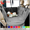 2015 hot sell luxury car pet seat covers/dog car seat covers/Car Back Seat Cover For Pet