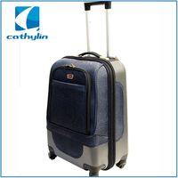 2015 Hot-selling nylon luggage and beauty case set