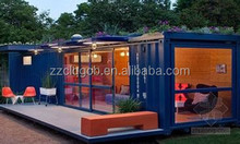 Quotation for Vacation prefab Container House Holiday Hotel