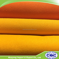 woven solid light color 100 cotton twill fabric for pants