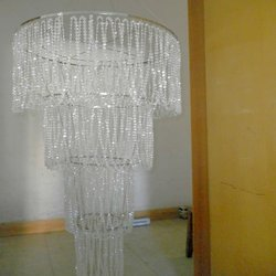 Crystal Stair Pendant Light,Acrylic Chandelier
