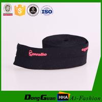 Colored Non-Slip Silicone Elastic Band For Shoulder Strap