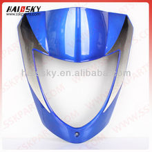 Lamps cover for motorcycle