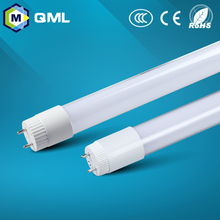 4ft T8 glass led tube light with CE & Rohs certificate 2015 new type
