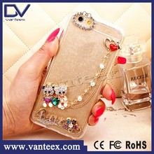 2015 DIY phone case mobile phone silicon case for iphone 6 6plus cover