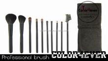 10pc colorful& charming makeup blush brush free samples makeup components