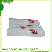 white candle with high quality and provide OEM service