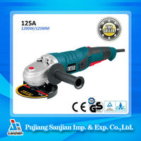 Angle Grinder 1200W 125MM Power Tools 125A Top Seller
