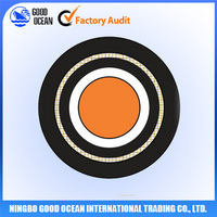 Single core 1*10MM Flame retardant Marine power cable wire oman cables