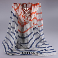 Wholesale fashion voile new style scarf ornament