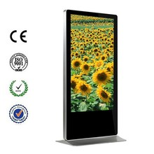 46 Inch restaurant full hd android 4.2 media player led advertising display