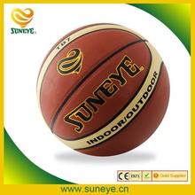 Custom Made Laminated Cow Leather Basketballs