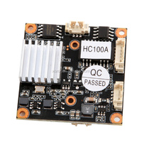 Low price single board 720P Hisilicon ip camera module wireless
