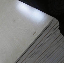 white wood plywood uv birch plywood for cabin