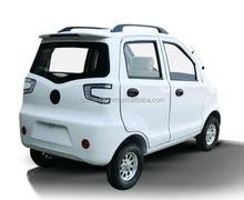 four-wheeler smart electric car