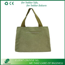 Popular & changeable cotton canvas tote bag