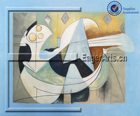 Dafen Handmade Custom Wall Art Cnavas Famous Abstract Oil Painting Reproduction Pablo Picasso