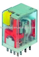 kontron 5A/10A 4 pole general purpose relay