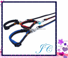 2015 Best Sale Fashion Color Pet Leashes / Climbing Rope Dog Collar With High Quality