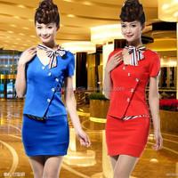 Chinese restaurant/hotel waiter uniform
