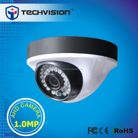 AHD-A6100C high definition defeat sony samsung AHD 1.3M pixels home business warehouse using dome CCTV security camera