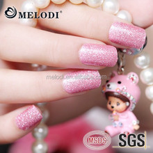 MELODI Decorative Dry Nail Strips free sample for testing