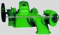 pequeño generador de turbina hidráulica para el proyecto de energía hidráulica