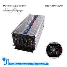 12v 24vdc 220v 230vac 50hz intelligent pure sine wave solar off grid inverter 3000w ( high efficiency)