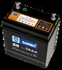 Auto parts, Lead- acid 12V car battery, Capacity from 36 to 200ah 00438