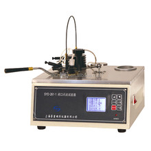 Semi-automatic Closed Cup Flash Point Tester