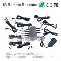 12 Emitters+3 Receiver IR Extender Box Controlling Your TV in Cabinet