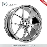 Silver Replica Forged Alibaba Hot Selling Wheel Rim Manufacture