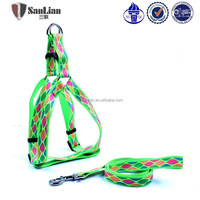 Pet products high quality best selling dog leash and harness