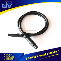 vehicle 5 pin mini din 2M video cable adapter for sideview camera