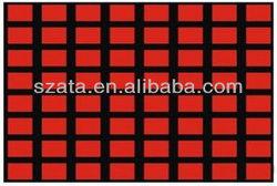 shenzhen factory led dot matrix 8x8 red